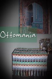 Ottomania Haakpakket volgens patroon van The Guy with the Hook