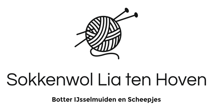 Sokkenwol  Lia ten Hoven