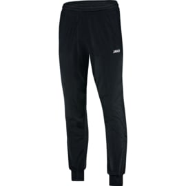 Polyester trousers Striker black