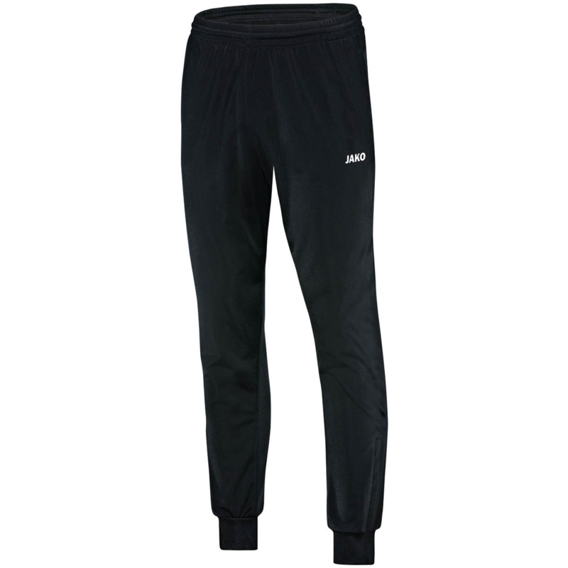 Polyester trousers Striker black with name