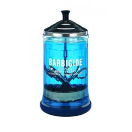 Barbicide Desinfectieflacon Roestvrij Edelstaal Dompelaar 630ml