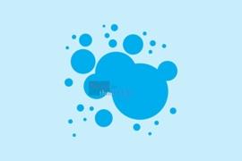 Airbrushverf Ocean Blue