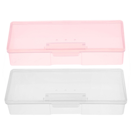 personal care box | pink