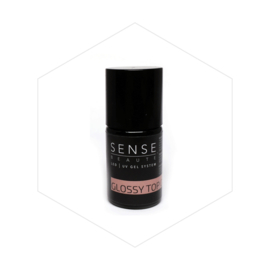 Sense Beaute Glossy Top Gel 15ml