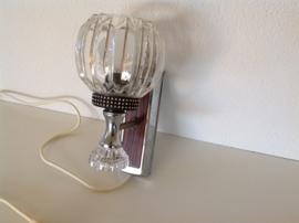 Wandlampje.
