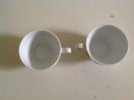 Soepkom / koffiekop.