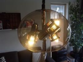 70's design hanglamp.