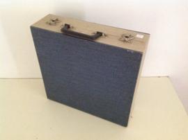 Koffer voor Vinyl Lp's.