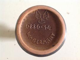 Vaas. West-Germany. Jaren 60. Carstens.