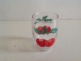 Glas. 70-er jaren.  Appel