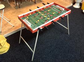 Tafel Voetbalspel.