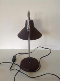 Bureau-/tafellamp. Herda.