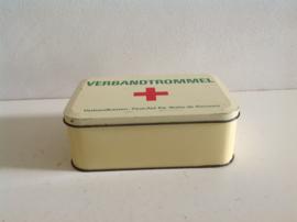 Verbandblik Rode Kruis.