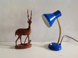 Bureaulamp. Kiga. 70-/80er jaren.