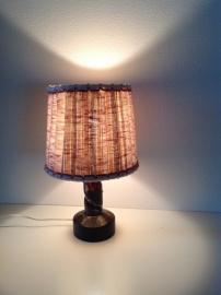 Keramiek tafellamp. Vintage.