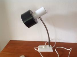 Bureau-/tafellamp. 70's. Merk: SIS.