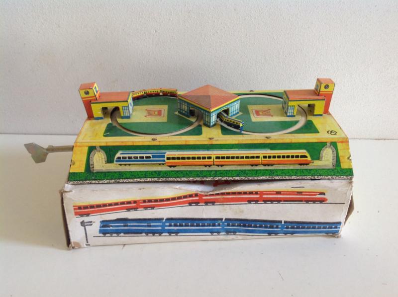 Blikken speelgoed. 60's.