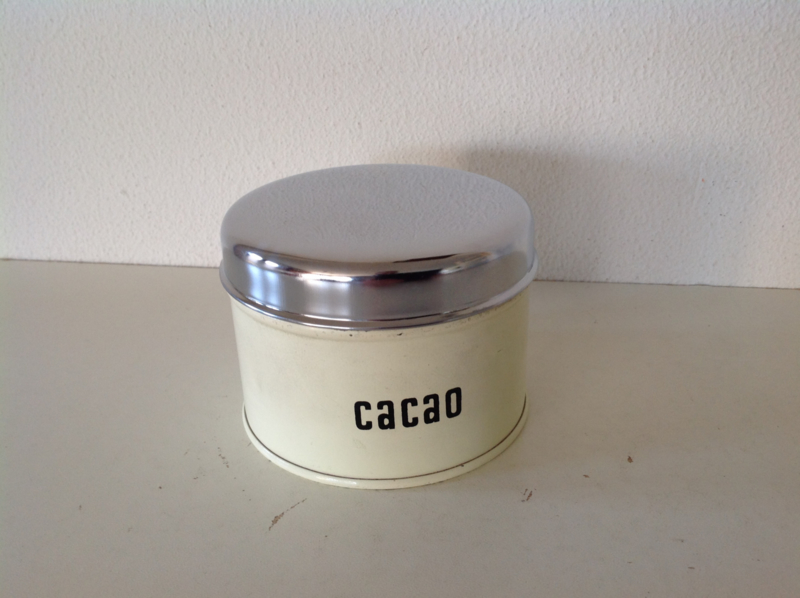 Brabantia cacao busje 8 cm.