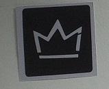 Kroon  Mini per 5 stuks
