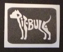 Hond-Pitbul