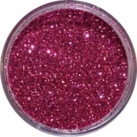 Glitters cosmetisch hard roze 10 ml