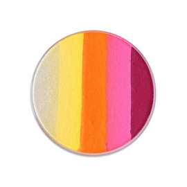 Facepaint Dream Color Summer  (45gr) met gratis vlinderspons