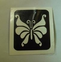 Vlinder-Eva