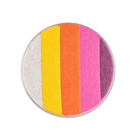 Facepaint Dream Color Sunshine  (45gr) met gratis vlinderspons