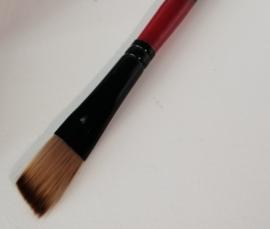 Plat penseel  schuin 1/2  Artist Brush
