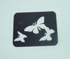 Vlinder-Drietal