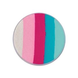 Facepaint Dream Color Ice Cream  (45gr) met gratis vlinderspons