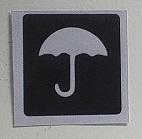 Paraplu Mini 5 stuks