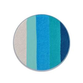 Facepaint Dream Color Ice Ice (45gr) met gratis vlinderspons