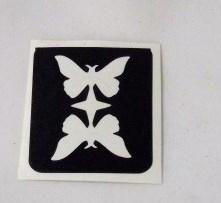 Vlinder-Duo