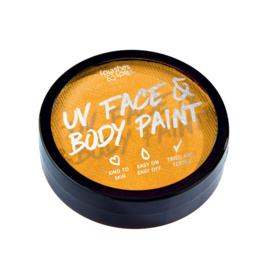 UV Orange  18 gram Splashes & Spils