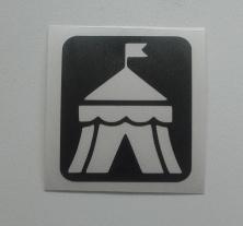 Circus -tent