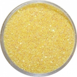 Glitters cosmetisch Geel 10 ml