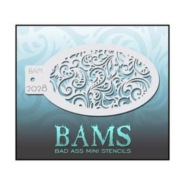 BAM 2028 Schmink Stencil