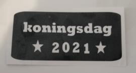 Koningsdag 2021 XL   (let op kleine stukjes)