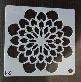 Flower Round-12