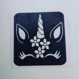 Eenhoorn-Flower xl