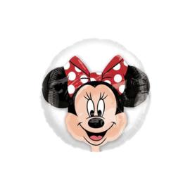 Folieballon Minnie Mouse Insiders (60cm)