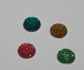 Diverse kleuren steentjes