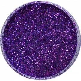 Glitters cosmetisch paars 10 ml