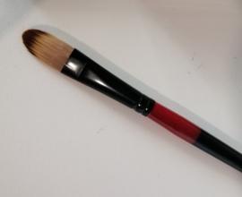 Kattentong  1/2 Artist Brush