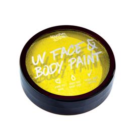 UV Geel 18 gram Splashes & Spils