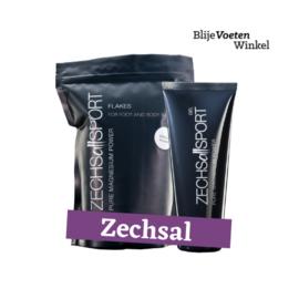 Zechsallsport combi; flakes met OptiMSM en 100 ml sportgel