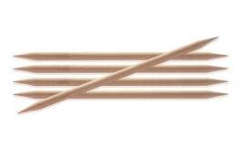 Sokkennaalden bamboe 3mm/20cm