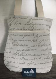 Grote tas handschrift