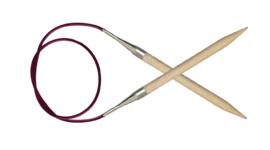 Knit Pro rondbreinaalden hout 60cm/3 mm